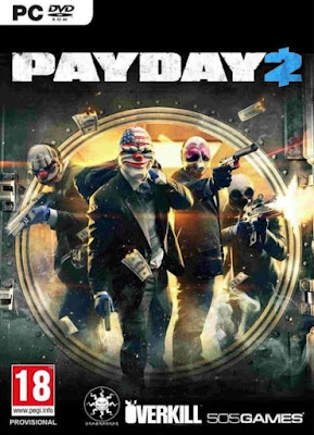 Capa do Payday 2: Ultimate Edition