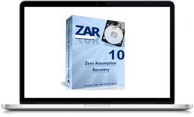 Zero Assumption Recovery 10.0 Build 1598 Technician Edition Full Version