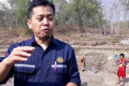 Semburan Air di Gunungkidul, Begini Kata Badan Geologi