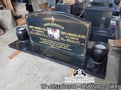 Jual Bongpay Kuburan Granit, Batu Nisan Kristen Terbaru, Bongpay Batu Marmer dan Granit