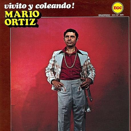 Mario Ortiz Y Su Orquesta - Negra Quiereme - Amor Estudiantil Rico
