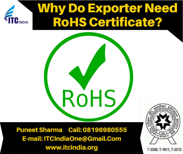 Why Do Exporters Need RoHS Certificate?