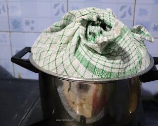 dapur ngebut