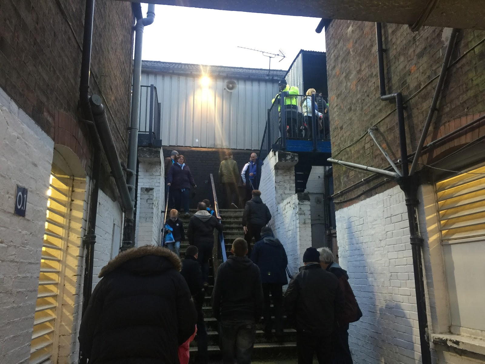 The Wycombe Wanderer Luton Town Kenilworth Road