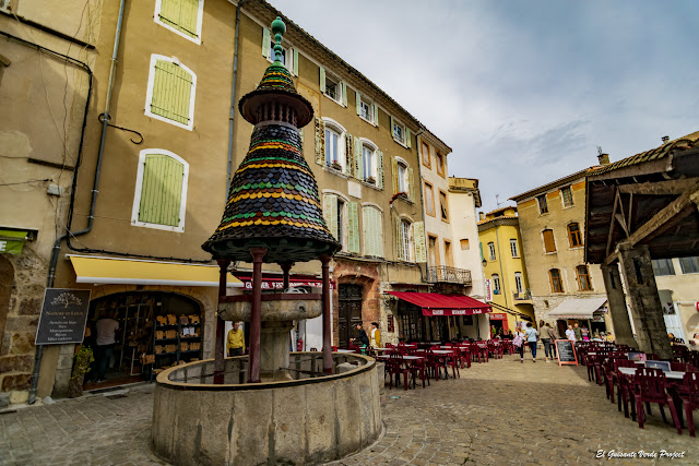 Fuente de la Pagoda, Anduze - Francia, por El Guisante Verde Project