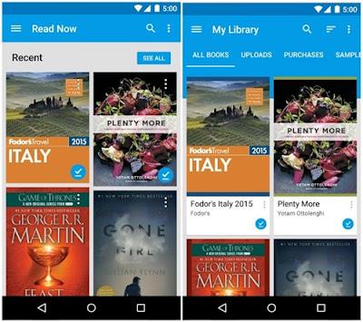 aplikasi buku google play books