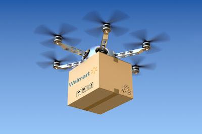 Drone para entrega de mercancia Puerto Vallarta