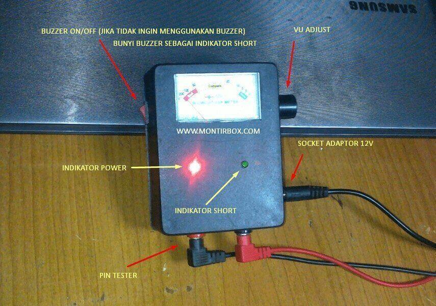 Jual Kit ESR Meter analog