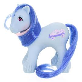 My Little Pony Viajero Year Six Pony Aventurero G1 Pony