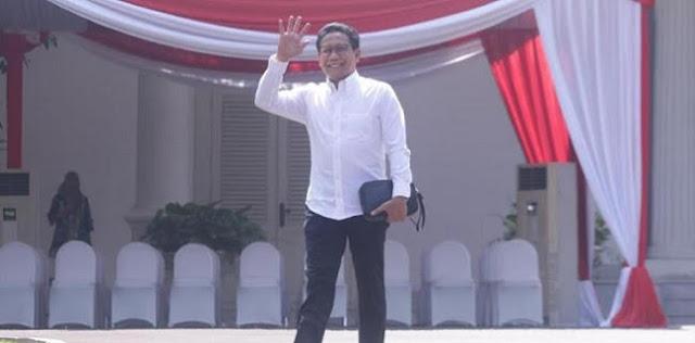 Abang Kandung Cak Imin Abdul Halim Iskandar Ikut Diundang Ke Istana