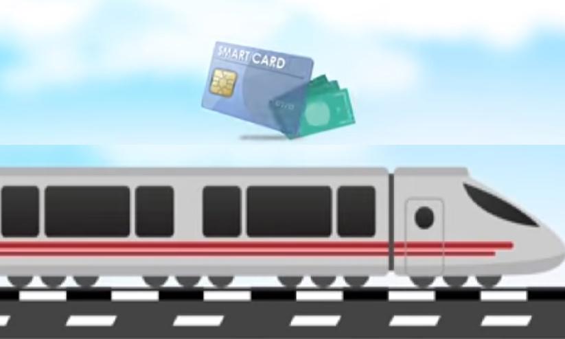 """طريقة استخراج كارت السكة الحديد الجديد بالفيديو """"الكارت الذكى"""" محفظة لحجز تذاكر القطار"""
