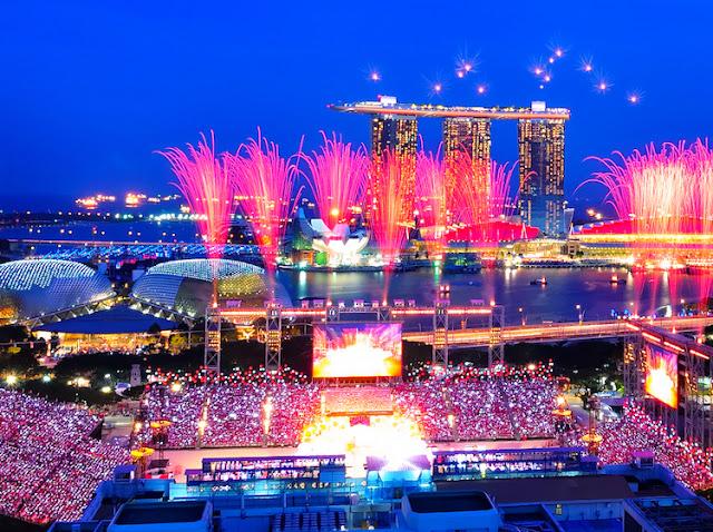 Chuyện gì xảy ra vào tháng 8 ở Singapore?
