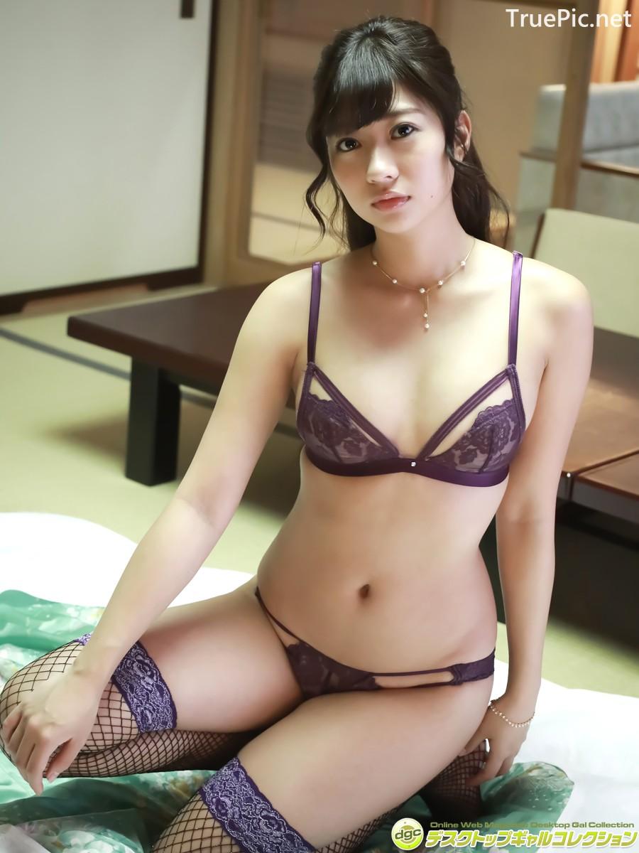 Image Japanese Gravure Idol - Sayaka Ohnuki - Silk Print Artists - TruePic.net - Picture-1