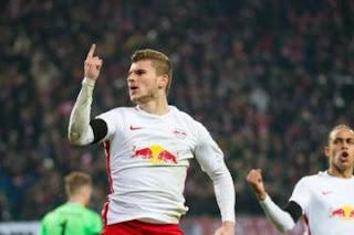 Naby Keita dan Sadio Mane Kompak Bujuk Timo Werner ke Liverpool