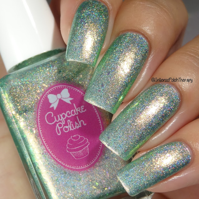 Cupcake Polish Mermaid in Malibu