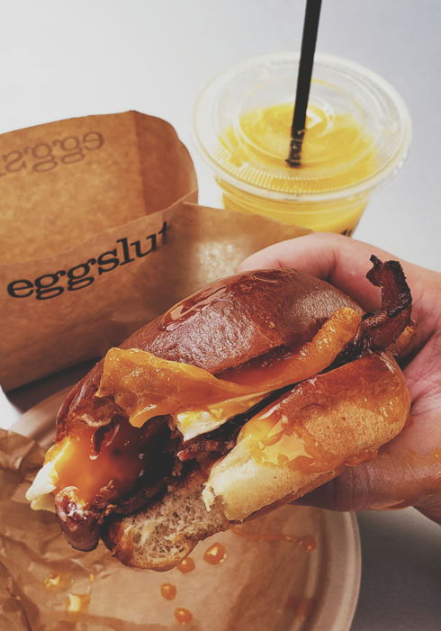 Eggslut DTLA Grand Central Market