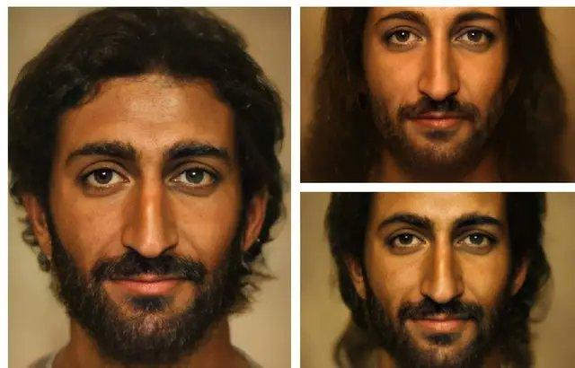 SCI-TECH : Voici le visage de Jésus tel que représenté par une IA !