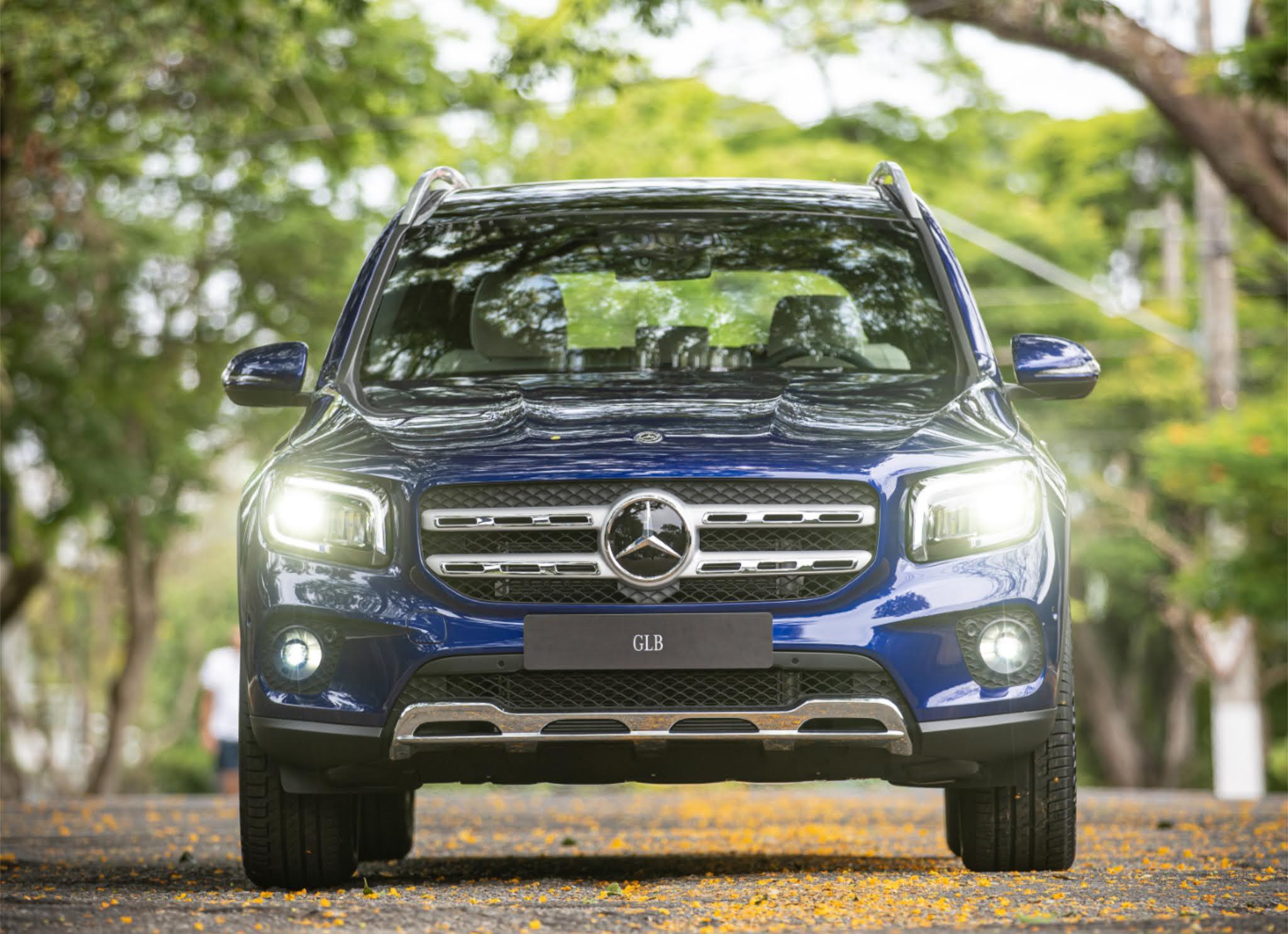 Mercedes-Benz anuncia duas novas versões do GLB 200 no Brasil