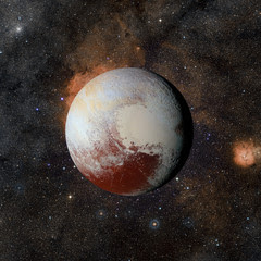 Karakteristik Pluto