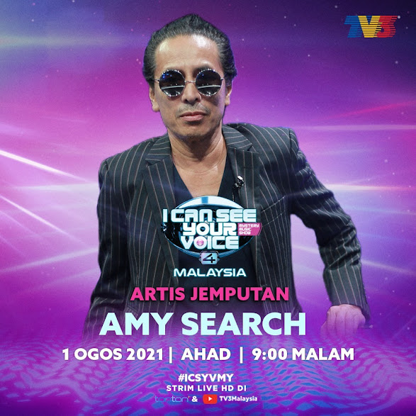 LIVE I Can See Your Voice Malaysia 4 Minggu 12 (1.8.2021)