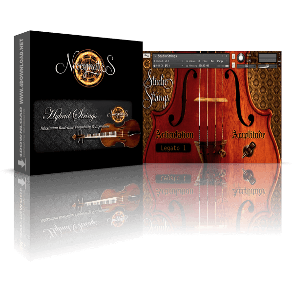 Neocymatics - Hybrid Strings KONTAKT Library