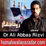 http://www.humaliwalayazadar.com/2016/07/dr-ali-abbas-rizvi-nohay-2012-to-2017.html