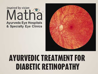 Diabetic Retinopathy Ayurvedic Treatment