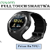 SMC Y1 Full Touch Round Smart Watch [72% OFF]