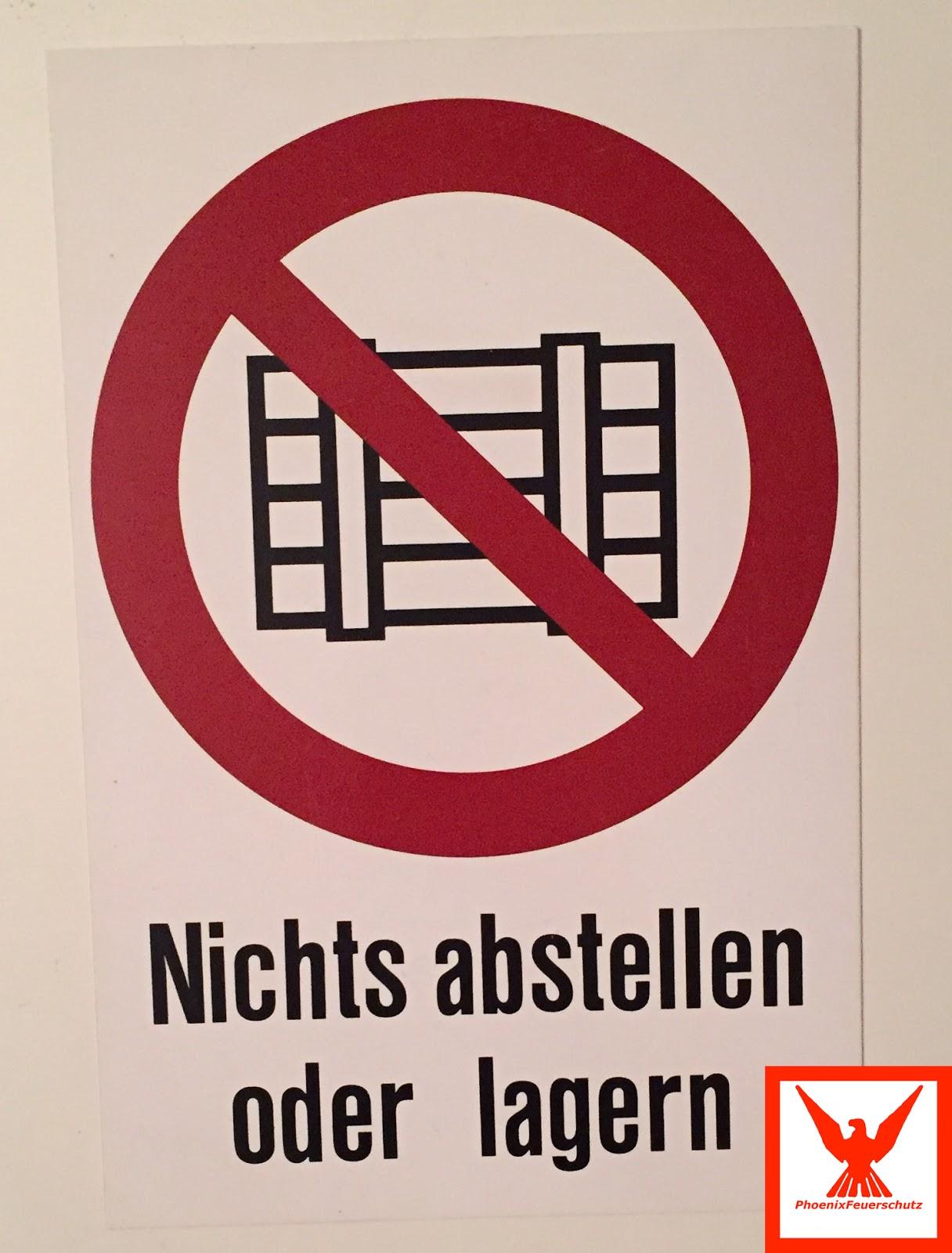 PhoenixFeuerschutz: Brandschutz im Treppenhaus - gefährliche ...