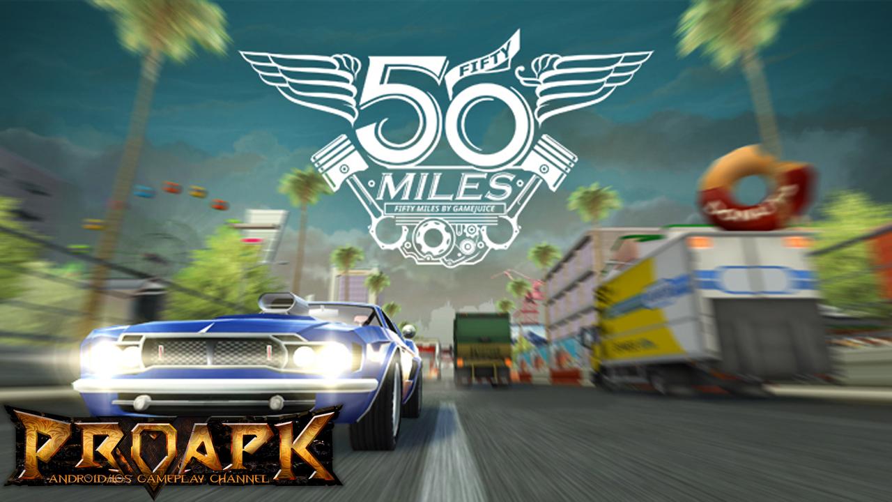 50 Miles
