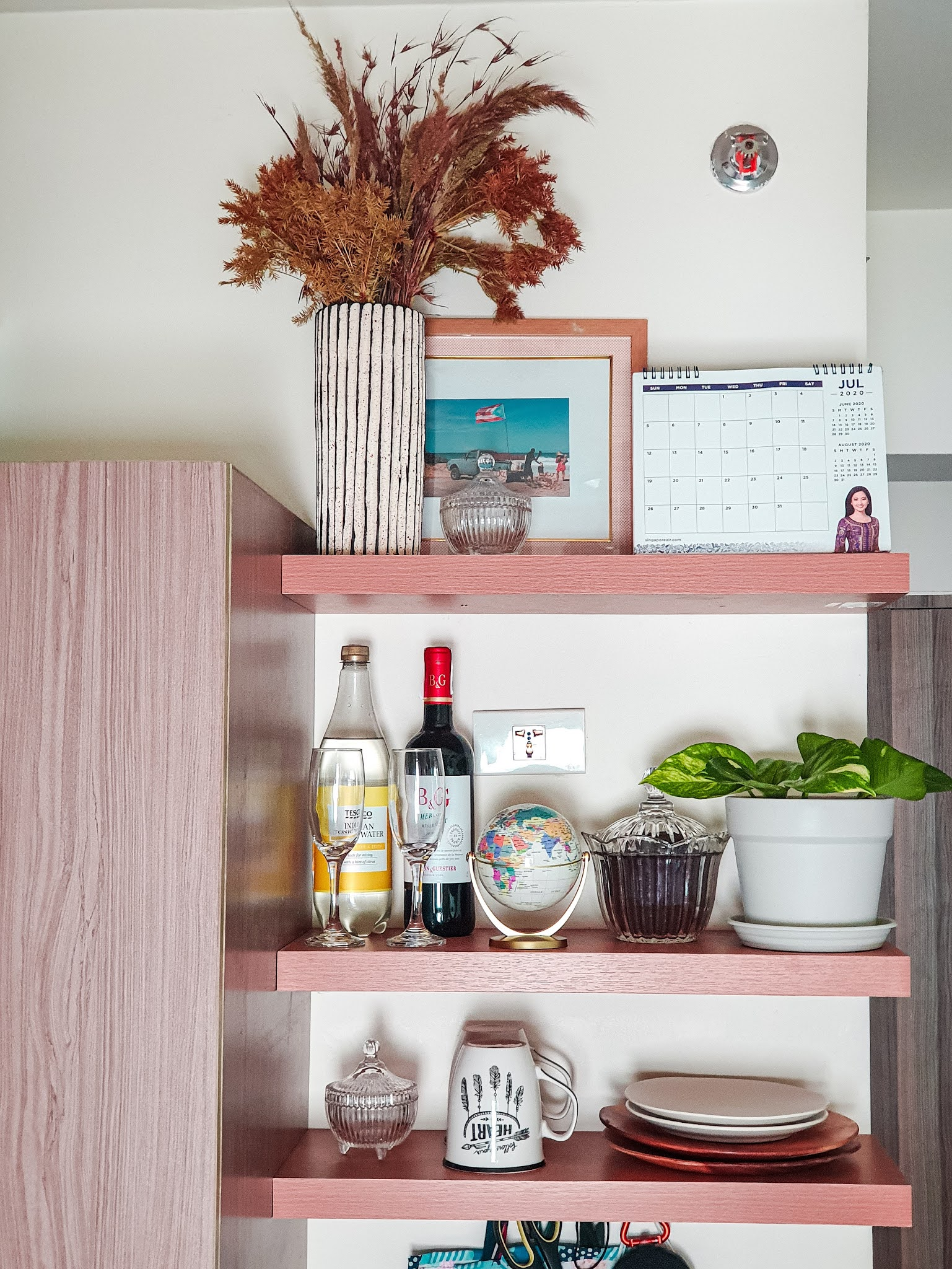 DIY Home: Kitchen Shelves, Kitchen Shelves Ideas