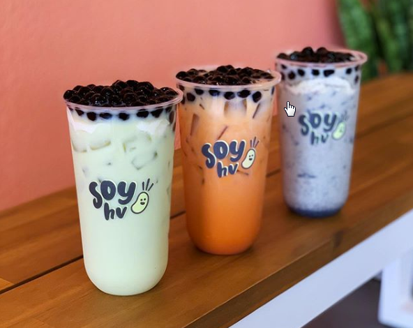 Oct. 13 | Soy-based Desserts Shop Soy.HV Grand Opens in Garden Grove with FREEBIES