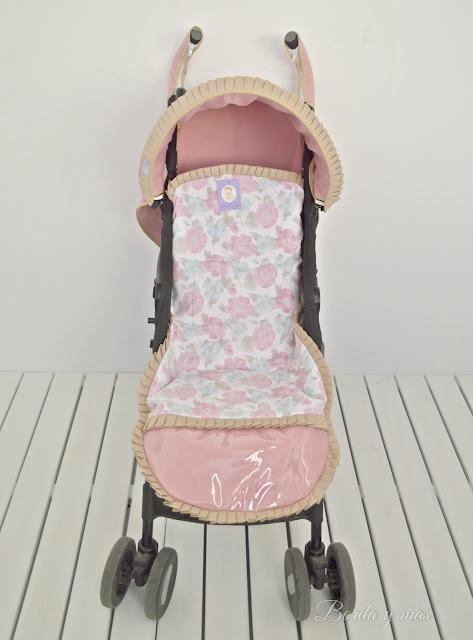 silla ligera Chicco Echo flores