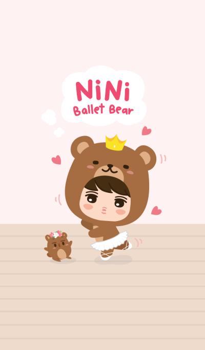 NiNi ballet bear