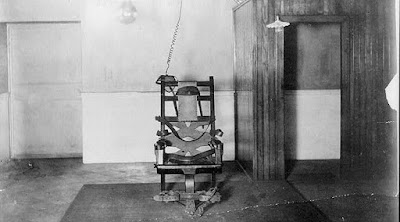 The first electric chair