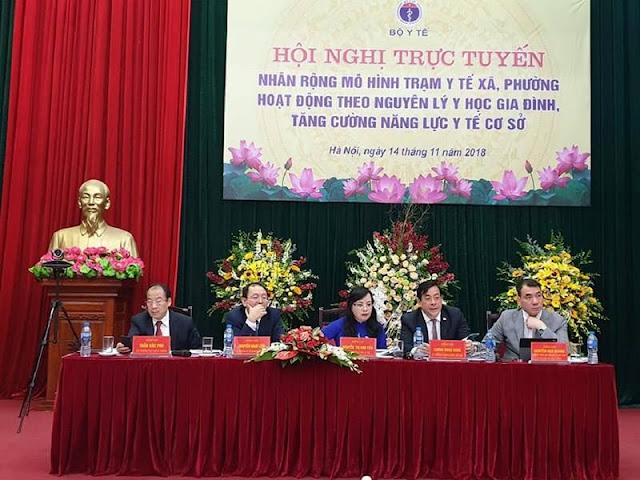 Bộ trưởng Y tế: 'Việt Nam có mạng lưới y tế cơ sở tốt nhất!' ảnh 2