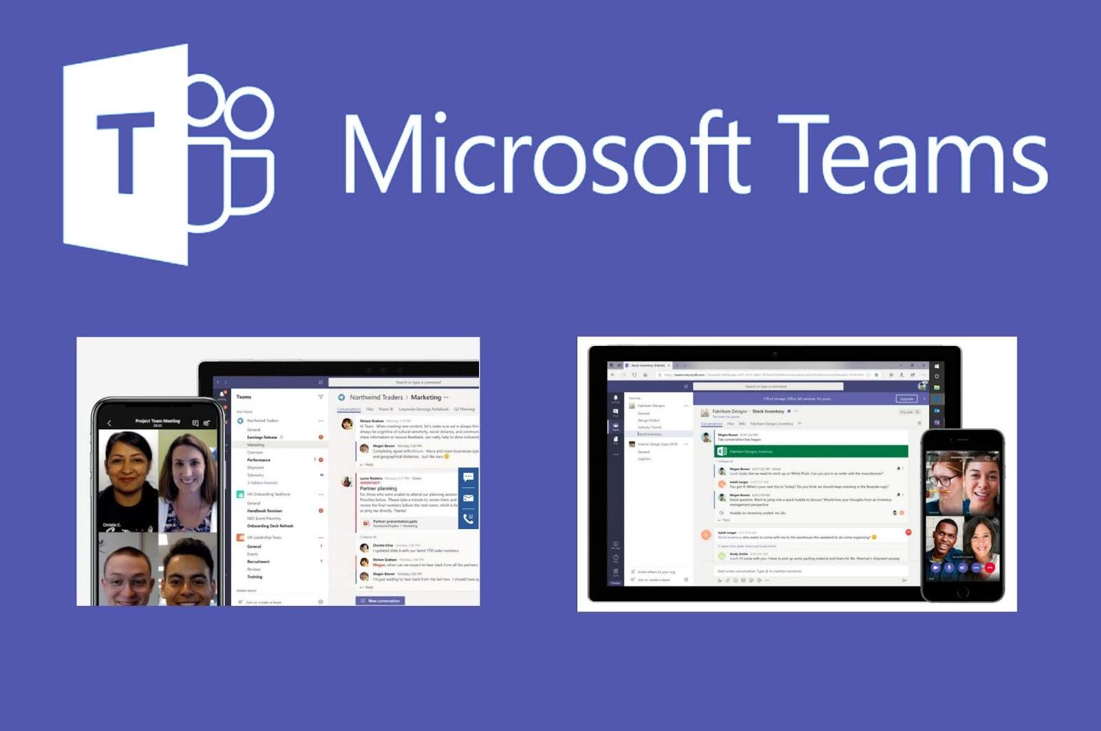 أخيرا ميكروسوفت تتيح خدمة التواصل Teams للجميع