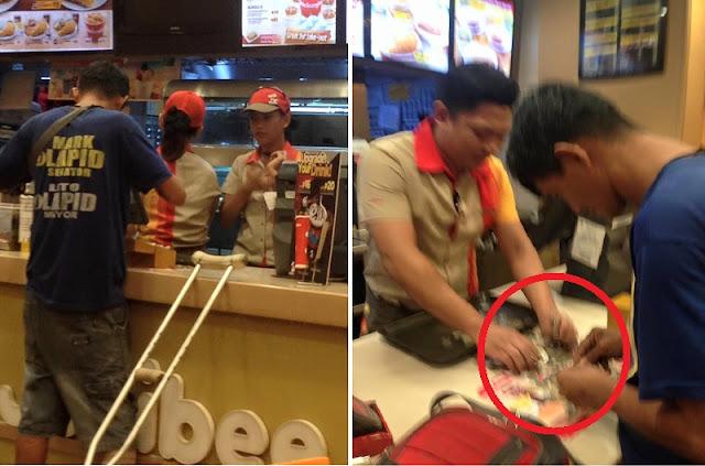 Pengemis Ditolak Mau Makan di McDonalds, Saat Pindah ke Resto Cepat Saji Lokal Tak Disangka Ini yang Ia Dapat..