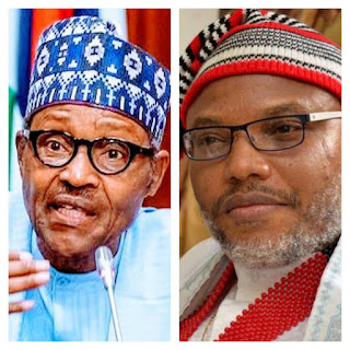 OPINION: If Nnamdi Kanu Fails To Return To Nigeria This Year, Here Are 2 Things The FG Should Do