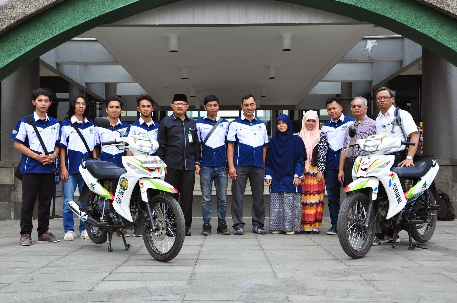 TOP USU Patenkan Bahan Bakar Air+Bioethanol