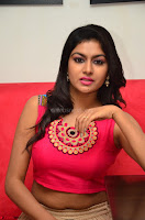 Akshita super cute Pink Choli at south indian thalis and filmy breakfast in Filmy Junction inaguration by Gopichand ~  Exclusive 103.JPG