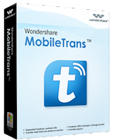 Wondershare MobileTrans 7.5.0 with Serial Key