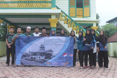Politeknik Port Dickson Malaysia Gelar Penelitian di Puing Reruntuhan Istana Sultan Langkat