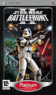 Cheat Star Wars Battlefront II PSP PPSSPP