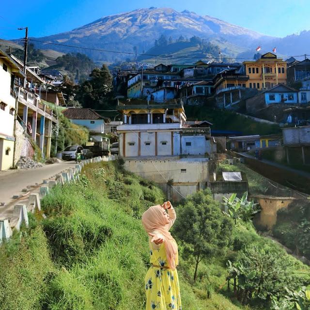 Nepal Van Java Butuh Temanggung Magelang Jawa Tengah