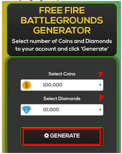 Ceton Live FF, Cara Mendapatkan Diamond & Coins FF Gratis lewat Ceton.live/ff