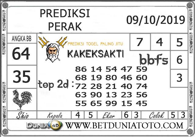 """Prediksi Togel """"PERAK"""" DUNIA4D 09 OKTOBER 2019"""
