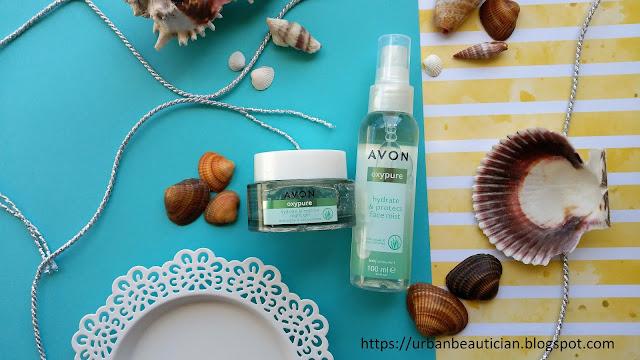 Recenzja: kosmetyki natleniająco-nawilżające Oxypure oraz krem aktywator Anew Hydra Pro Vita-D Avon