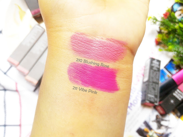 warna pixy matte in love