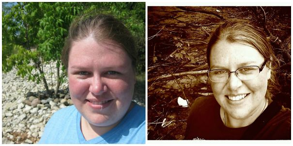 10+ Before-And-After Pics Show What Happens When You Stop Drinking - 7 Months Sober, So Much Less Bloated!